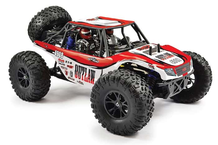 FTX OUTLAW 1/10 BRUSHED 4WD ULTRA-4 RTR RC BUGGY