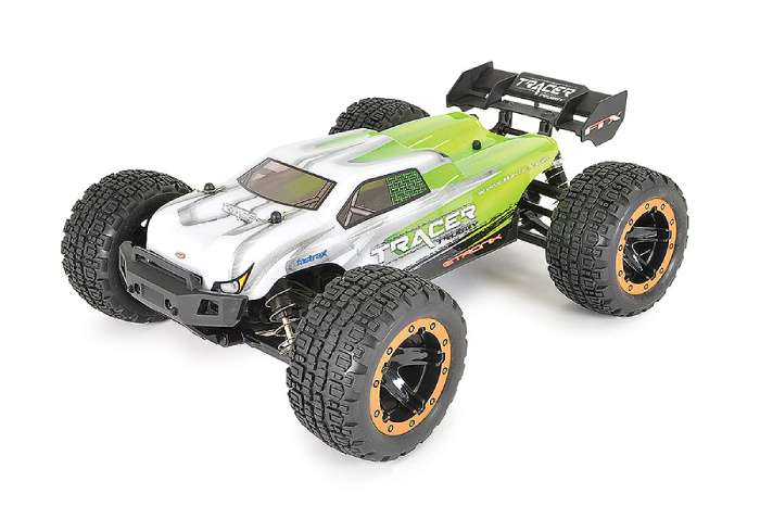 FTX TRACER 1/16 4WD RC TRUGGY TRUCK RTR - GREEN
