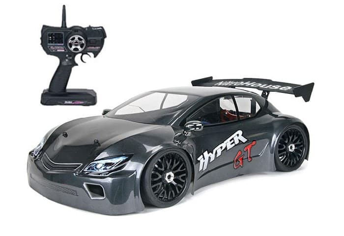 HoBao Hyper GT 1/8 Scale Electric RTR RC Rally Car